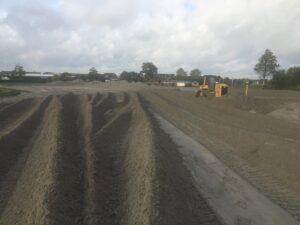 Land spitten bulldozer 3